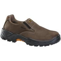 Zapatos Hombre Slip on Chiruca Zapatos  Serbal 02 Marrón