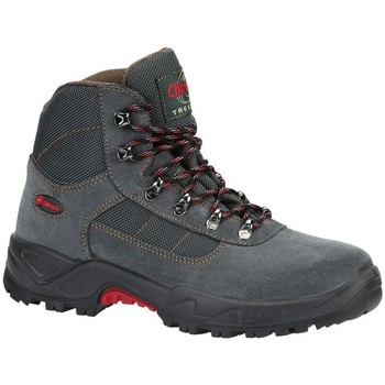 Zapatos Hombre Botas de caña baja Chiruca Botas  Riglos 05 Gris