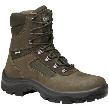 Zapatos Hombre Botas de caña baja Chiruca Botas  Cocker 01 Verde