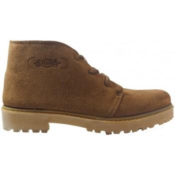 Zapatos Hombre Botas de caña baja Segarra Botas  101 Natural Marrón
