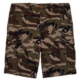 textil Niño Shorts / Bermudas Quiksilver CRUCIAL BATTLE Camo