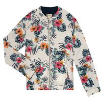 textil Niña Chaquetas / Americana Roxy LIKE I DO Multicolor