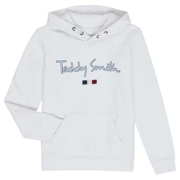 textil Niño Sudaderas Teddy Smith SEVEN Blanco
