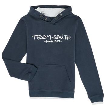 textil Niño sudaderas Teddy Smith SICLASS Azul