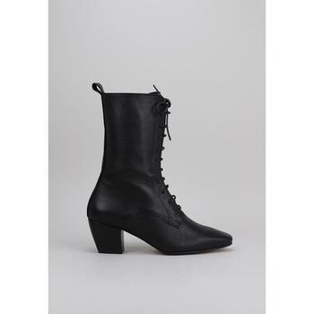 Zapatos Mujer Botines Krack LOUVRE Negro