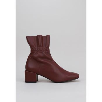 Zapatos Mujer Botines Krack MUDE Rojo