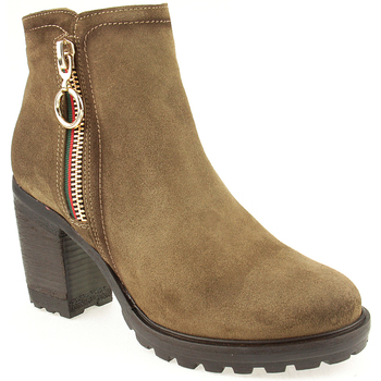 Zapatos Mujer Botines Oi L Ankle boots Lady Otros