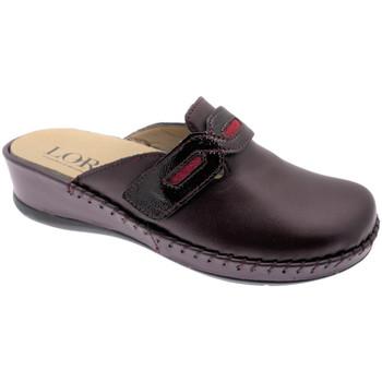 Zapatos Mujer Zuecos (Clogs) Calzaturificio Loren LOM2803bo grigio