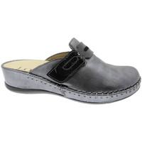 Zapatos Mujer Zuecos (Clogs) Calzaturificio Loren LOM2803gr grigio