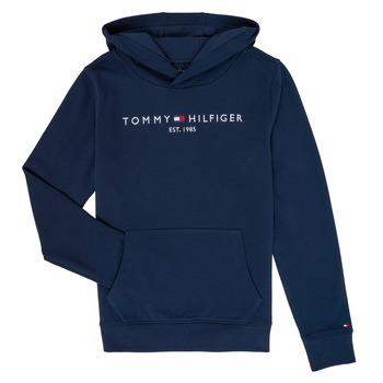 textil Niño Sudaderas Tommy Hilfiger KB0KB05673 Marino