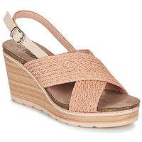 Zapatos Mujer Sandalias Refresh NANI Nude