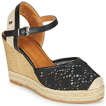 Zapatos Mujer Sandalias Refresh LARENA Negro