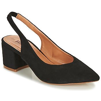 Zapatos Mujer Zapatos de tacón Refresh MINA Negro