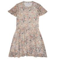 textil Niña vestidos cortos Le Temps des Cerises JUNO Multicolor
