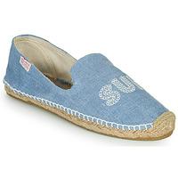 Zapatos Mujer Alpargatas Banana Moon THAIS BENDIGO Azul