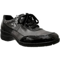 Zapatos Mujer Zapatillas bajas Rieker L4320 negro