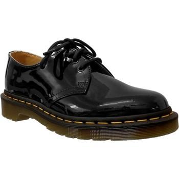 Zapatos Mujer Derbie Dr Martens 1461 Barniz negro