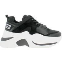 Zapatos Mujer Zapatillas bajas Blogger Xi-or9815 negro negro