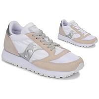 Zapatos Zapatillas bajas Saucony Jazz Vintage Blanco / Beige / Plata