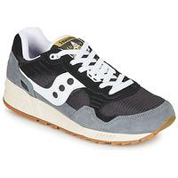 Zapatos Hombre Zapatillas bajas Saucony Shadow 5000 Marino / Gris