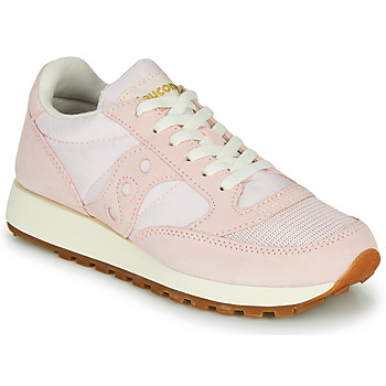 Zapatos Mujer Zapatillas bajas Saucony Jazz Vintage Rosa
