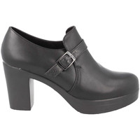 Zapatos Mujer Low boots Clowse 9F186 Negro