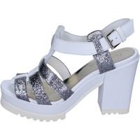 Zapatos Mujer Sandalias Sergio Cimadamore sandalias cuero blanco
