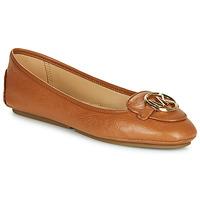 Zapatos Mujer Bailarinas-manoletinas MICHAEL Michael Kors LILLIE Cognac