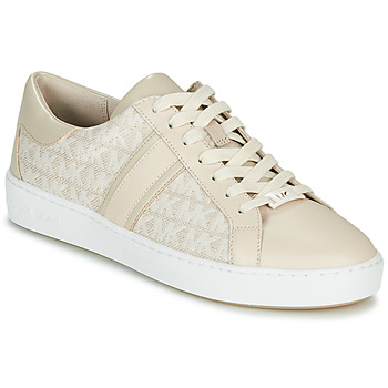 Zapatos Mujer Zapatillas bajas MICHAEL Michael Kors KEATON STRIPE Beige