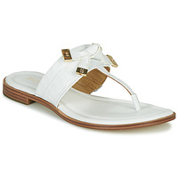 Zapatos Mujer Chanclas MICHAEL Michael Kors RIPLEY THONG Blanco