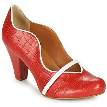 Zapatos Mujer Zapatos de tacón Cristofoli NEFI Rojo