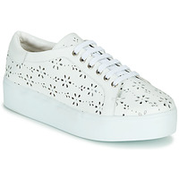 Zapatos Mujer Zapatillas bajas Cristofoli NALA Blanco