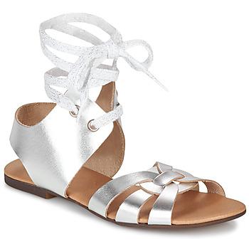 Zapatos Mujer Sandalias Ippon Vintage SAND LINE Plata