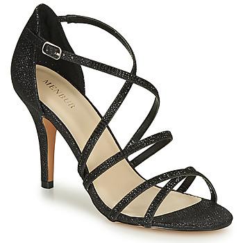Zapatos Mujer Sandalias Menbur ASTRANTIA Negro