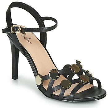 Zapatos Mujer Sandalias Menbur CACCURI Negro