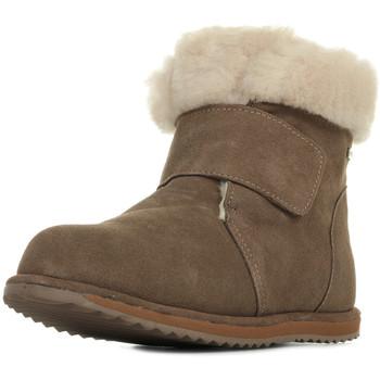 Zapatos Niña Botas de nieve EMU Sommers Kids Marrón
