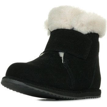 Zapatos Mujer Botas de nieve EMU Sommers Kids Negro