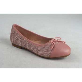 Zapatos Niña Bailarinas-manoletinas Bubble Bobble A2717 Rosa