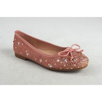 Zapatos Niña Bailarinas-manoletinas Bubble Bobble A2727 Rosa