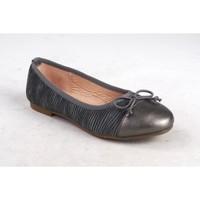 Zapatos Niña Bailarinas-manoletinas Bubble Bobble A2717 Plata