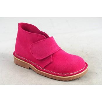 Zapatos Niña Botines Topytes Botín niña  121 fuxia Rose