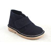 Zapatos Niño Botas de caña baja Topytes Botín niño  121 azul Bleu