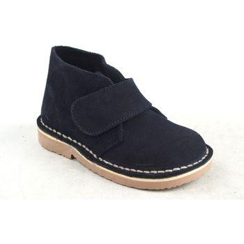 Zapatos Niño Botas de caña baja Topytes Botín niño  121 azul Azul