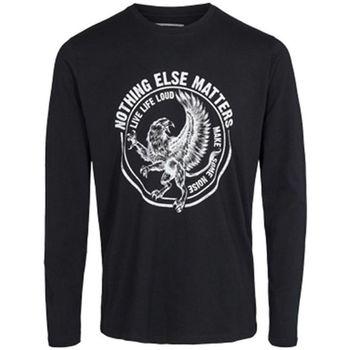 textil Hombre Camisetas manga larga Solid Filippo 38