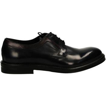 Zapatos Hombre Derbie Eveet MOCAMBO blu-blu