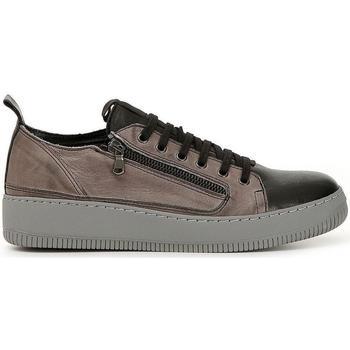 Zapatos Hombre Zapatillas bajas Café Noir HPG101 ANTRACITE