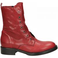 Zapatos Mujer Derbie Fabbrica Dei Colli 511 WOOD 00006-rosso