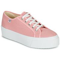 Zapatos Mujer Zapatillas bajas Yurban SUPERTELA Rosa