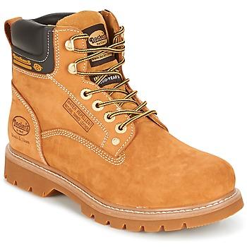 Zapatos Hombre Botas de caña baja Dockers by Gerli EZINOU Amarillo