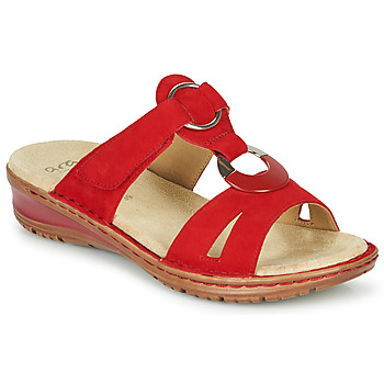 Zapatos Mujer Sandalias Ara HAWAII Rojo